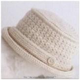 Crochet un très beau chapeau