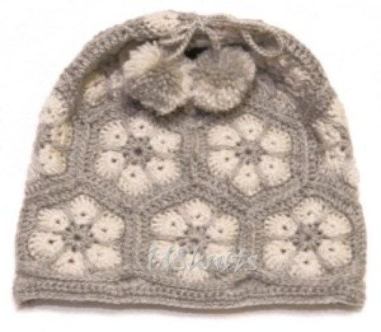 Crochet un bonnet de granny