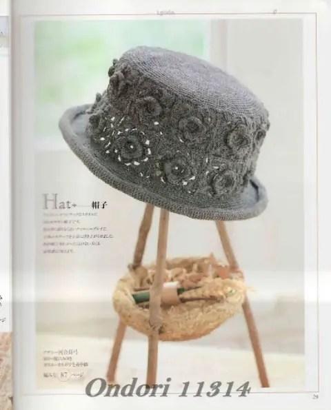 De petits granny pour un chapeau