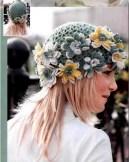 Bonnet du printemps