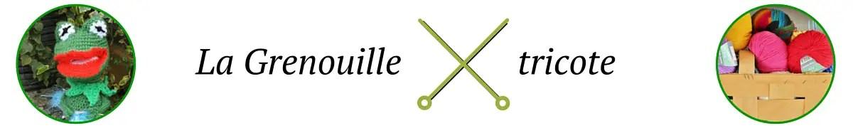 La Grenouille Tricote