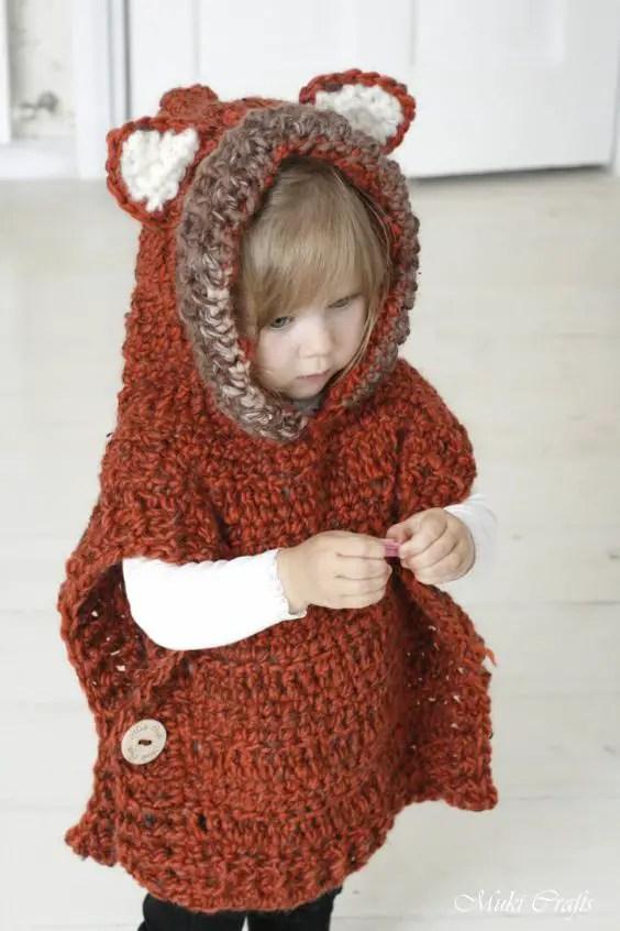 poncho enfant (2)