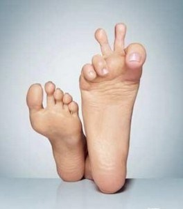 Pour être belle jusqu'au bout des ongles de pieds