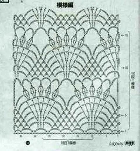 un pull au dessin de dentelle pour chaque circonstance