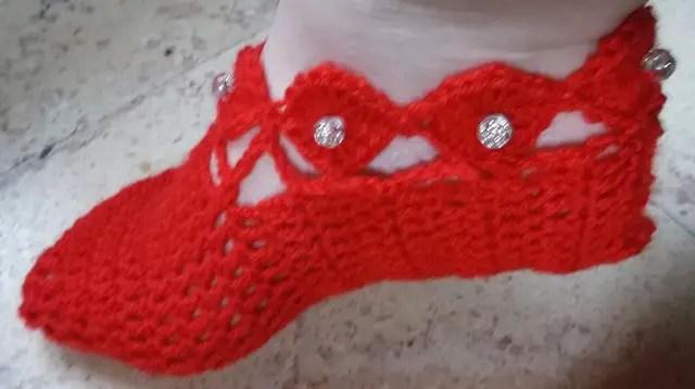 Des chaussons pour nos petits petons