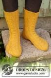 les chaussettes happy day au tricot