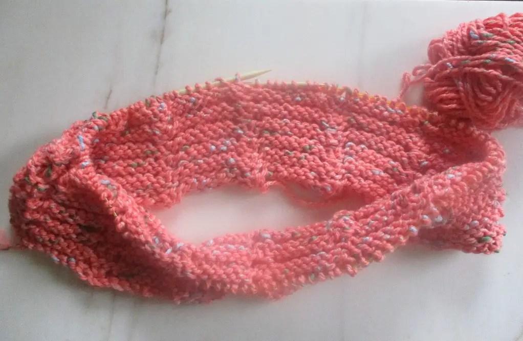 un pull confortable avec des torsades