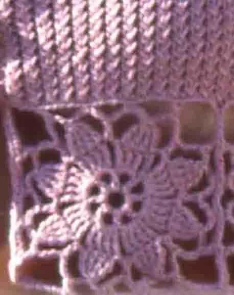 Cropped sweatshirt femme