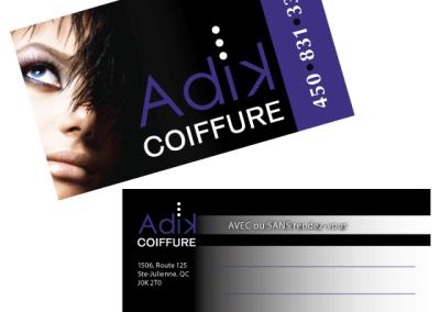 Adik Coiffure
