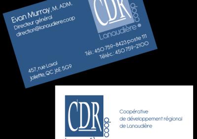 CDR Lanaudière.coop