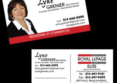 Lyne Grenier