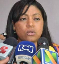 Oneida Rayed Pinto Pérez. Foto Archivo.