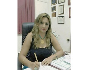 Rocío Vargas Tovar.