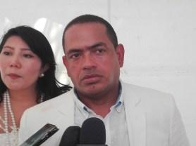 Fabio Velásquez, alcalde de Riohacha.