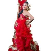 Cindy Johana Polo Díaz, Reina Popular del Carnaval de Riohacha 2015 – 2016.