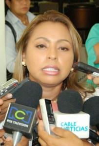 Claudia Meza Ochoa, Exsecretaria de Salud Departamental
