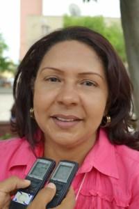 Ruth Mariela Fernández.