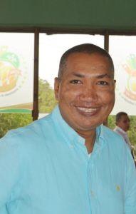 José Carlos Molina, alcalde de Maicao