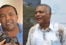 Rafael Ceballos y Jaider Curiel