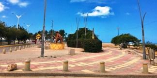 Los atractivos turísticos de la Avenida Primera de Riohacha, serán iluminados.