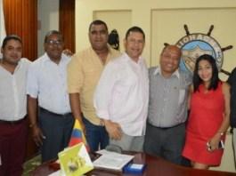 Pedro Francisco Mengual Sierra, nuevo secretario de Educación del Distrito de Riohacha