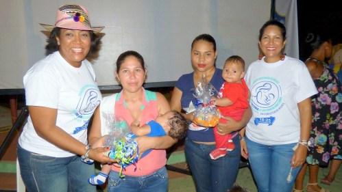 End of the day breastfeeding in Riohacha - La Guajira Hoy.com 2