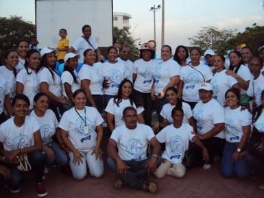 End of the day breastfeeding in Riohacha - La Guajira Hoy.com 3