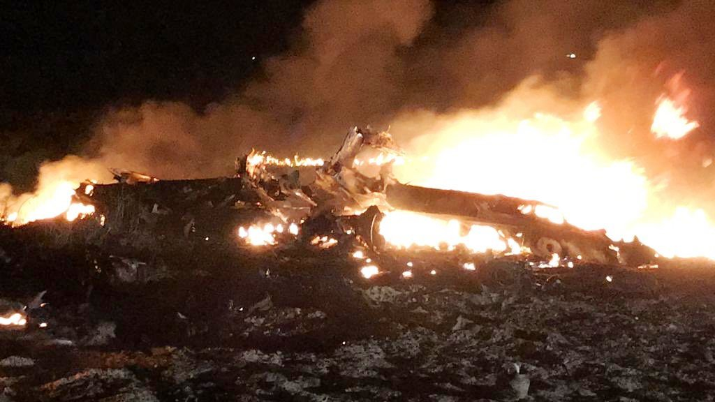 Fuerza Aérea interceptó avión que transportaba coca por el Caribe