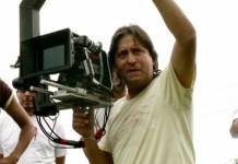 Diego Jiménez, director de Televisión y quien ha realizado trabajos especiales para Señal Colombia.