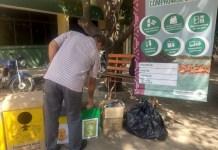 La recolección se realizó en cuatro municipios del sur de La Guajira: Distracción, Villanueva y La Jagua del Pilar y San Juan del Cesar