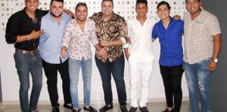 Juan Fuentes, Camilo Mugno, Gustavo Picalúa, Jorge Mario Acuña, Camilo Quintero, Simón Figueroa y Martín Calderón.