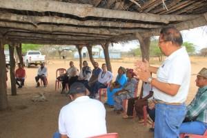 Los nativos esperan que el proyecto el cual se realizará por 4.100 millones de pesos, financiados mediante Obras por impuestos por la compañía ISA Intercolombia, sea la solución a su problemática de agua.