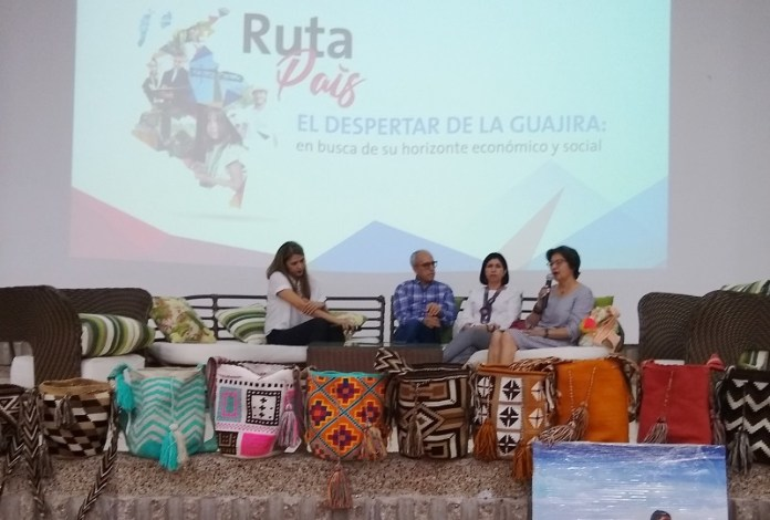 Un foro denominado Ruta país, se desarrolló en Riohacha, organizado por la Universidad del Rosario y la Casa Editorial El Tiempo.