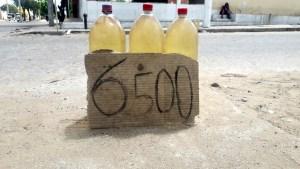 Esta es la gasolina colombiana.