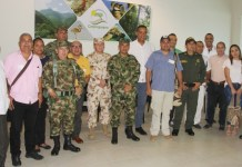 Estas son las autoridades que tratarán de controlar los delitos ambientales que se vienen cometiendo a diario en La Guajira.