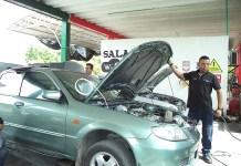 Los vehículos que deseen pasarse a gas vehicular lo pueden hacer, totalmente gratis.