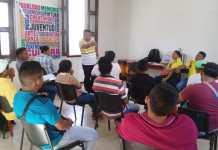 Muchas fueron las reuniones las que se realizaron para organizar los juegos municipales Wayúu que comienzan este miércoles en el resguardo del Zahíno en el municipio de Barrancas.