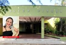 Diferentes anomalías aparentan presentarse en la institución Helion Pinedo Ríos.
