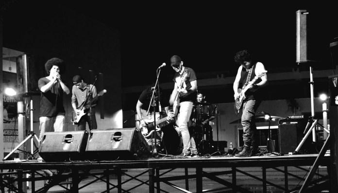 'El Bosón de Higgs' agrupación riohachera de música de Rock.
