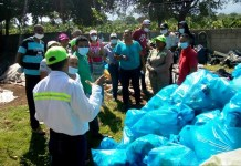 La Cooperativa Multiactiva de Recicladores de La Jagua del Pilar Cooprejap organización que agrupa a cerca de 25 mujeres cabeza de familia.