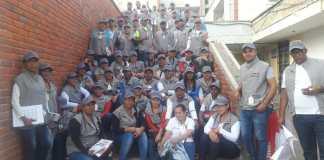 Los jóvenes quienes trabajan en este proceso de censar a la gente, mostraron su preocupación por la ola de inseguridad que tiene la ciudad.