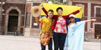 Los riohacheros que asisten son: Edaison Javier Ballesteros Pushaina y Kellys Barros Almendrales.
