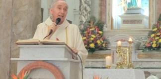 Monseñor envío un mensaje de compromiso verdadero con la fe.