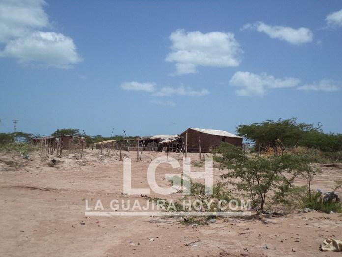 60 casas y 350 habitantes componen Cangrejito