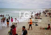La Guajira tiene muchos lugares en donde los inversionistas pueden construir sus proyectos turísticos. Mar y playas de Riohacha