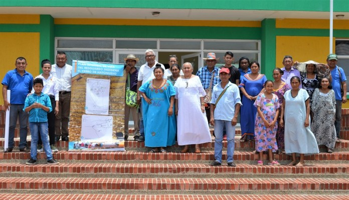 La clausura del proyecto se realizó en las instalaciones de la universidad de La Guajira, con sede en Riohacha.