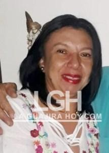 Luz Darys Granadillo.