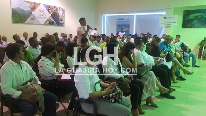 Se realizó en Riohacha, el 8° encuentro 'Compromiso Colombia, Cuentas Claras', de la Contraloría General de la República.