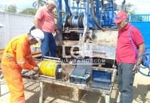 Se trabaja para la recuperación del pozo de Carraipía que entraría en servicio este fin de semana.