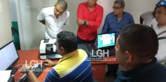 A instancias de los voceros de los partidos, se hizo en la Registraduria Municipal del Estado Civil el simulacro de elección de jurados.